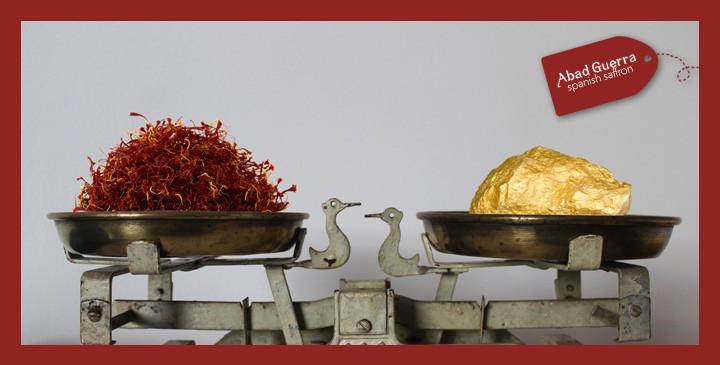 Azafrán español: el 'oro rojo'